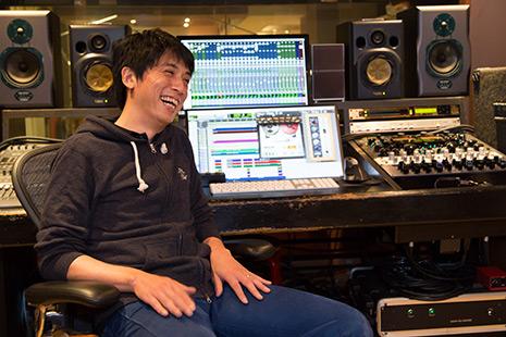 永田 進 スタジオクーパー サウンドエンジニア